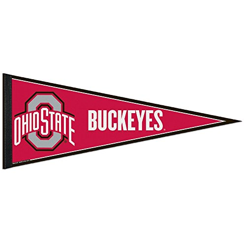 NCAA Ohio State University WCR63931114 Carded Classic Pennant, 12