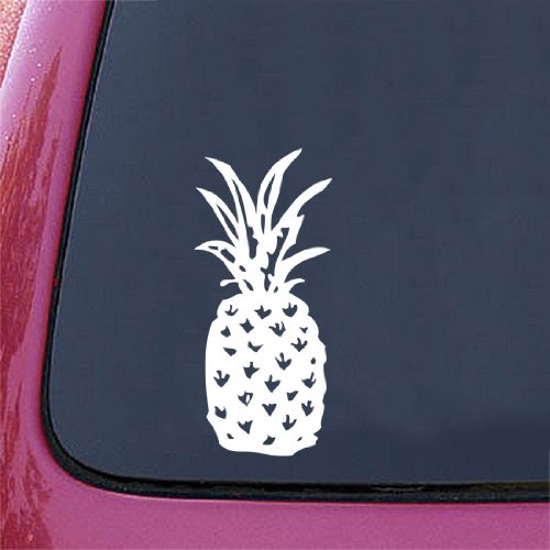 Pineapple - Car Vinyl Decal Sticker - (3.25