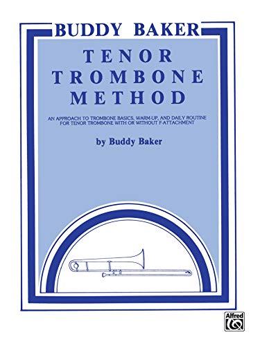 (Buddy Baker Tenor Trombone Method )