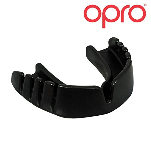 OPRO Snap-Fit Mouthguard Basketball MMA Football Rugby Hocke