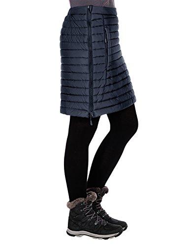 E Impermeabile Midnight Vento Wolfskin Ice Invernale Guard Donna Jack Skirt Blue Rock qzB8xO
