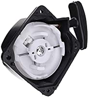 Wildlead Motor de Arranque de cortacésped con arrancador de Retroceso de reemplazo para cortacésped Cortacésped de desbrozadora