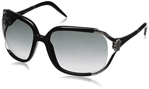 Kenneth Cole New York Kc7173 Polarized Wayfarer Sunglasses, Transparent, 50 mm