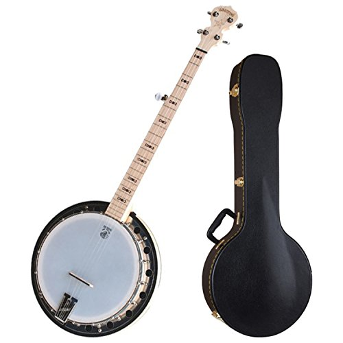 Deering Goodtime 2 Resonator Banjo with Hard Case by Deering Banjo (Image #2)