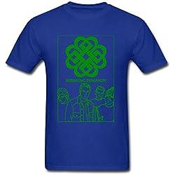 Men's Breaking Benjamin 2016 World Tour Concert T Shirts