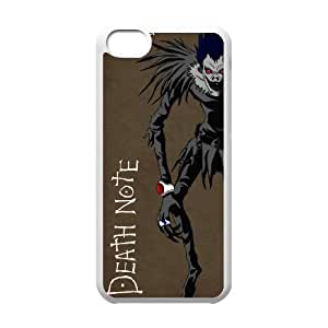 iphone5c phone case White Death Note KKD7823116