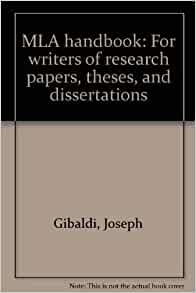 for writers of research papers by joseph gibaldi Essay experts for writers of research papers by joseph gibaldi catholic schools faith academics service essay research paper of chemistry.