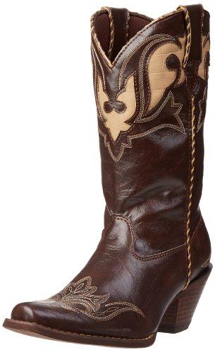 Durango Women's RD5523 Boot - Dark Brown - 8 B(M) US