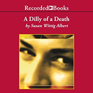 A Dilly of a Death Audiobook