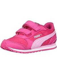 Unisex-Kids St Runner Velcro Sneaker