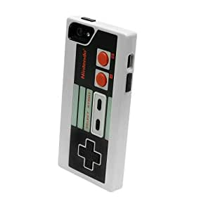 PDP Nintendo NES Controller Case for iPhone 5/5s - Retail Packaging - Gray/Black