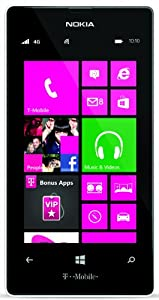 Nokia Lumia 521 T-Mobile GSM Windows 8 4G Unlocked Smartphone - White
