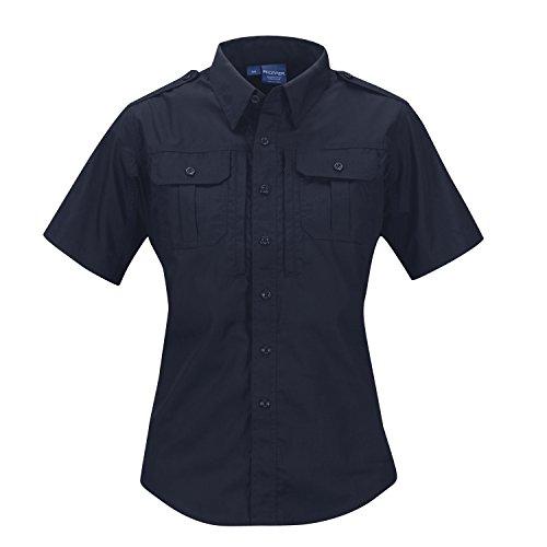 Propper Women's Short Sleeve Tactical Shirt , Lapd Navy, Small