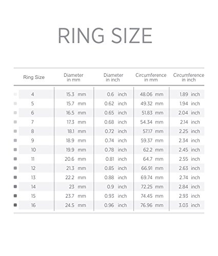 ROQ Silicone Wedding Ring for Men Affordable Silicone Rubber Band, 4 Pack - Black Camo, Metallic Look Silver, Black, Grey - Size 10 by ROQ (Image #4)