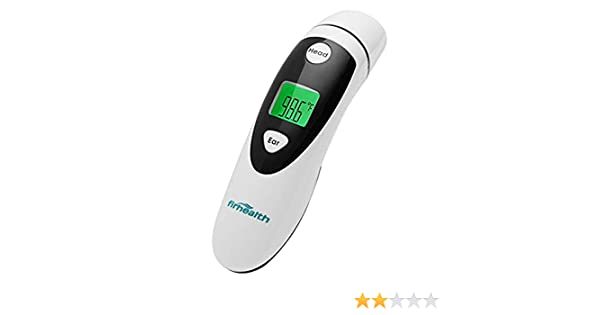 Amazon.com: onepix Baby Ear and Forehead Thermometer - Upgraded Infrared Lens for Better Accuracy, Digital Medical Fever Thermometer for Infants, Toddlers, ...