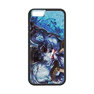 iPhone 6 Plus 5.5 Inch Cell Phone Case Black Alistar League of Legends 001 MWN3945613