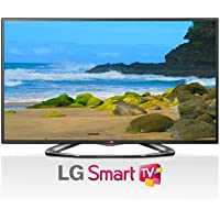 LG Electronics 55LA6200 55-Inch Cinema 3D 1080p 120Hz LED-LCD HDTV with Smart TV and Four Pairs of 3D Glasses (2013 Model)