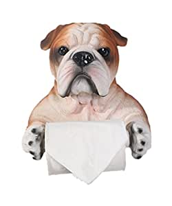 Amazon.com: HEYFAIR Novelty Bulldog Roll Toilet Paper