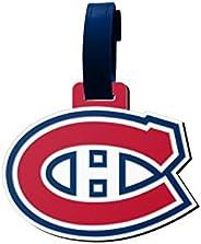 NHL Montreal Canadiens Jumbo Plastic Bag Tag