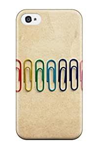 New Arrival Cover Case With Nice Design For Iphone 4/4s- Staples