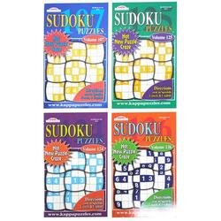Sudoku Puzzles Digest Size - 1 Pack (Puzzle York Electronic New)