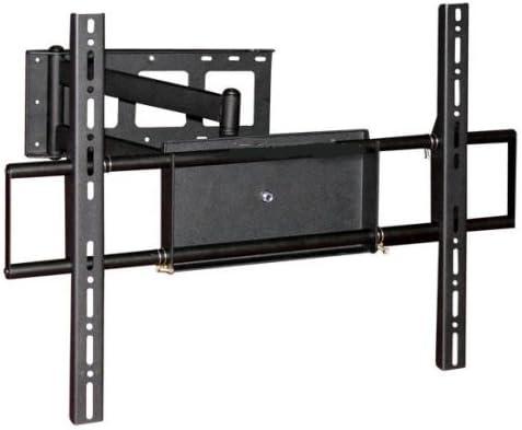 PriceLines Black Articulating Swiveling Tilting Wall Mount Bracket for LCD PLASMA 32 – 50 Toshiba 32HL66, 32