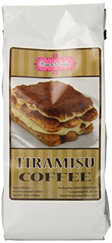 Brew La La Tiramisu  Coffee, 12 Ounce bags (Pack of (Coffee Tiramisu)