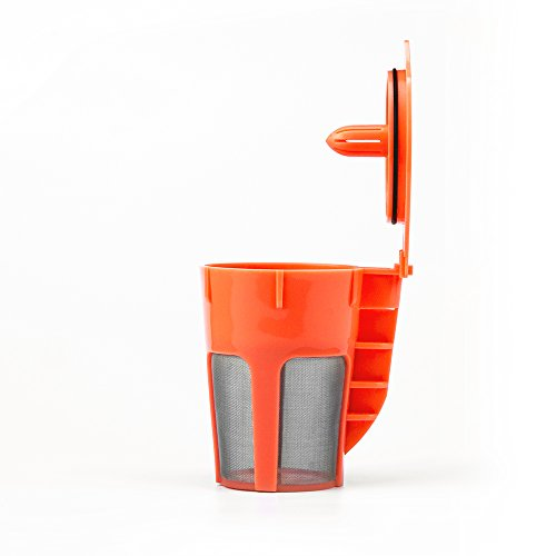 Morning Wood Coffee: K Carafe Reusable Filter and Reusable K Cup Filter Combo Pack: Compatible ...