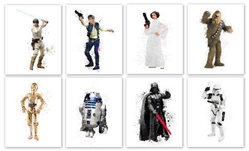Star Wars The Force Unleashed 2 Costumes Pictures (Star Wars Collector Prints - Set of Eight Photos (8