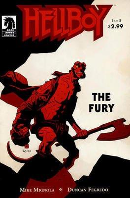 Hellboy the Fury #1