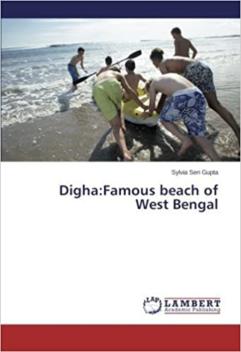 Book Digha:Famous beach of West Bengal by Sen Gupta, Sylvia (2014)