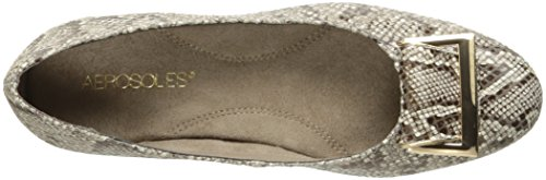 sale sast cheap 2014 Aerosoles Women's Good Times Slip-on Loafer Bone Snake 4YIaunLlym