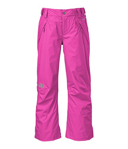 The North Face Free Course Triclimate Girls Ski Pants - Large/Azalea Pink - Girls Glacier Fleece Pant
