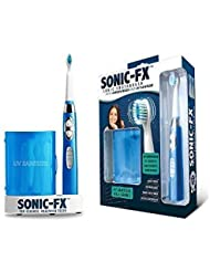 Sonic-FX Toothbrush with UV Sanitizer (Blue)