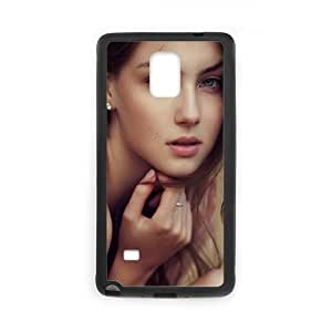 Samsung Galaxy Note 4 Cell Phone Case Black_Vika Levina Bystf