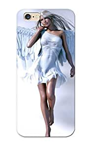 Podiumjiwrp FFofrVs3041dFBsJ Case Cover Iphone 6 Plus Protective Case Serene Angel ( Best Gift For Friends)