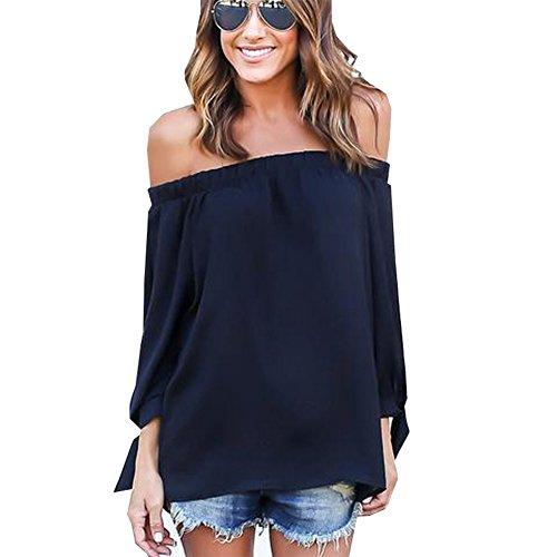 KOINECO - Camiseta sin mangas - para mujer negro