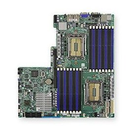 Supermicro Motherboard MBD-H8DGU-F - AMD Opteron 6100 SR5670/SP5100 DDR3 PCI Express - Opteron Pci Motherboard