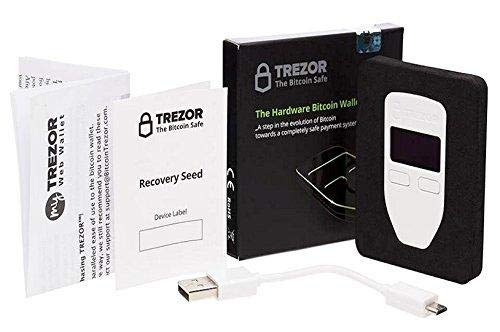 7807066868 Trezor Hardware Wallet  Amazon.ae  Zynith