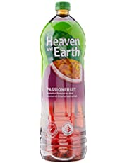 Heaven & Earth Ice Passionfruit Tea Case, 1.5L (Pack of 12)