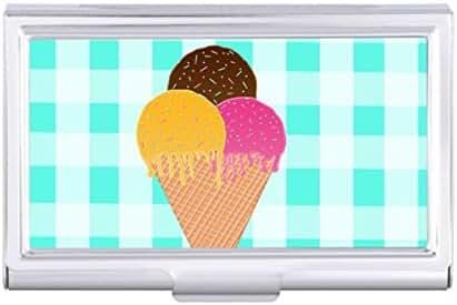 Ice-cream Card Holder Case