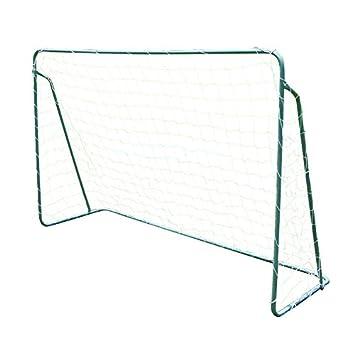 004120de59163 NILS But de football enfants | de football Jardin | pliable But de football  en acier | Filet inclus | 240 x 150 x 90 cm | Cages ...