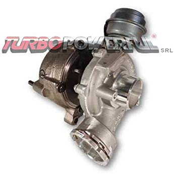 Turbo revisionato Galaxy Alhambra sharan-1.9 TDI - afn-85kw: Amazon.es: Coche y moto