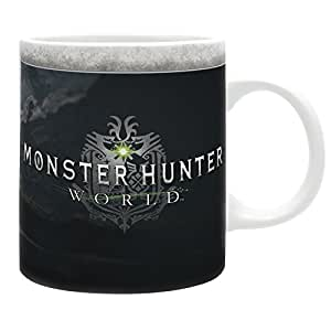ABYstyle Monster Hunter - Taza World 320 ML