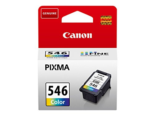 Amazon.com: Canon CL-546 - Print cartridge - 1 x colour ...