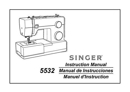 sewing machine 5532 - 9