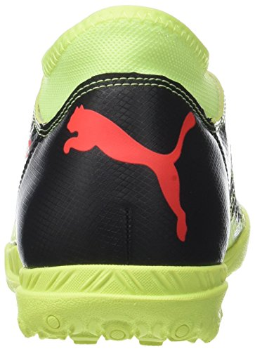 Puma Future 18.4 TT Jr, Zapatillas de Fútbol Unisex Niños Amarillo (Fizzy Yellow-red Blast-puma Black)