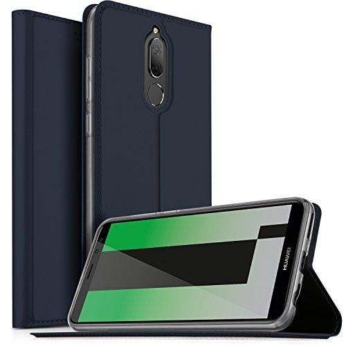 Funda Huawei Mate 10 Lite, iBetter funda Funda de silicona para teléfono inteligente Huawei Mate 10 Lite con fibra de...