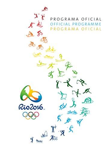 Amazon.com: Programa Oficial Rio 2016 Edição trilíngue (port ...