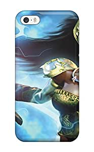 High-end Case Cover Protector For Iphone 5/5s(champions Of Norrath)